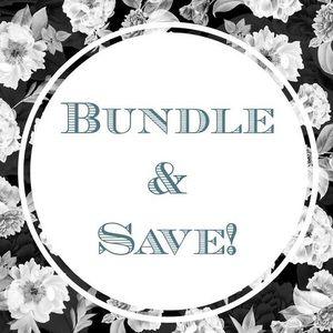 ******BUNDLE & Save**********